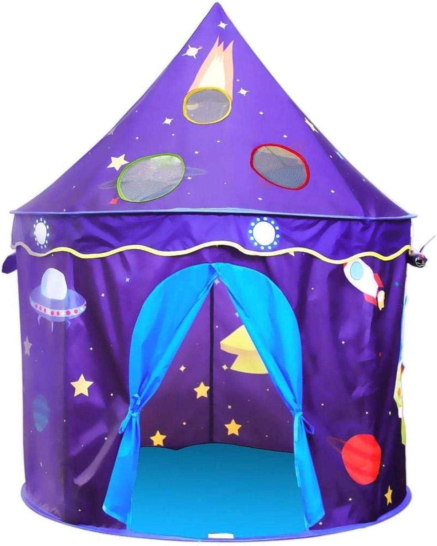 CS-LJ Gioca a Tent Princess Camp bambini Grow Tent