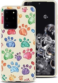 Yoedge Hoesje voor Samsung Galaxy A02s (4G) / M02S / F02s, schokbestendige zachte TPU siliconen achterkant met schattig on...