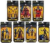 X-Men Marvel Legends Apocalypse Series Set of 7 Action Figures