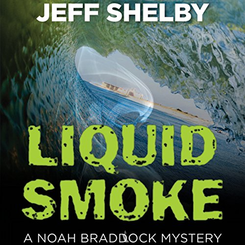 Liquid Smoke audiobook cover art