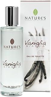 Bios Line Nature's Vaniglia Bianca, Eau De Toilette, 50 ml