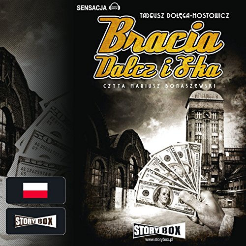 Bracia Dalcz i S-ka audiobook cover art