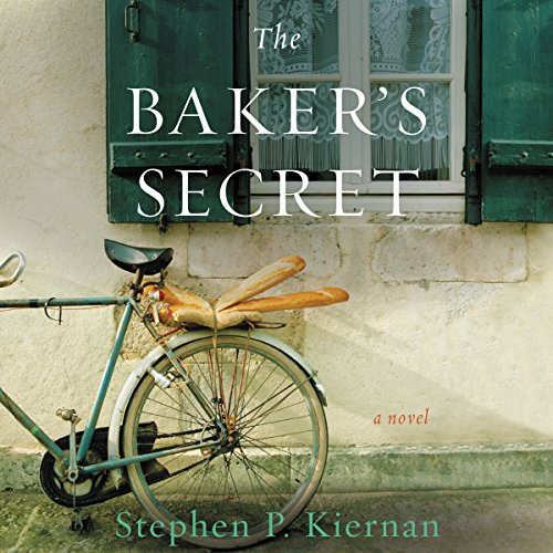 The Baker's Secret audiobook cover art