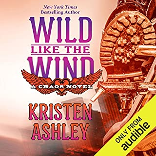 Wild Like the Wind audiobook cover art