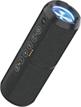 Portronics Breeze II 20W POR-698 Bluetooth 4.2 Portable Stereo Speaker with TWS, Micro SD Card, Aux in, Water Resistant, 2...