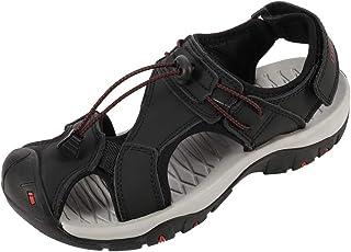 صنادل رياضية للرجال من CREPUSCOLO رياضية مغلقة من الأمام للمشي في الهواء الطلق صندل للأولاد الصيف خفيفة الوزن المشي أحذية ...