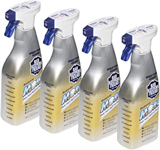 Bar Keepers Friend More Spray + Foam (25.4 oz) | Multipurpose Spray Cleanser and Rust Stain Remover | for Use on Countertops, Sinks, Bathtubs, Showers, Fixtures, Tile, and More (4)