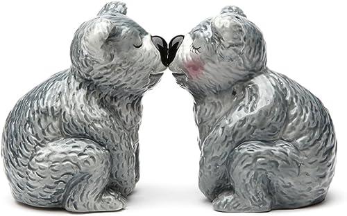 Pacific Trading Salz- und Pfefferstreuer-Set – Koala Bears Keramik Küchengeschenke 8621