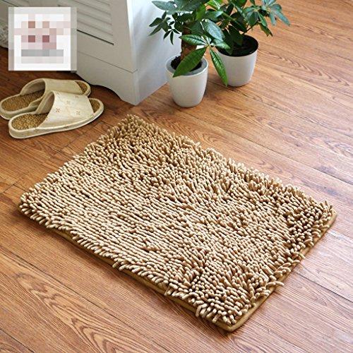 Good thing tapis Matelas de matelas de matelas Chenille Matelas anti-patins de chambre à coucher (taille : 100 * 120CM)