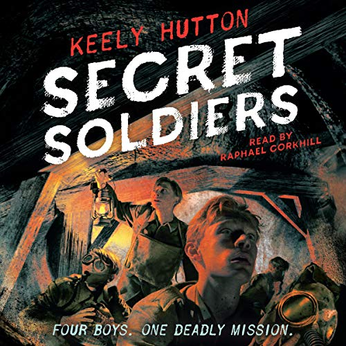 Secret Soldiers audiobook cover art
