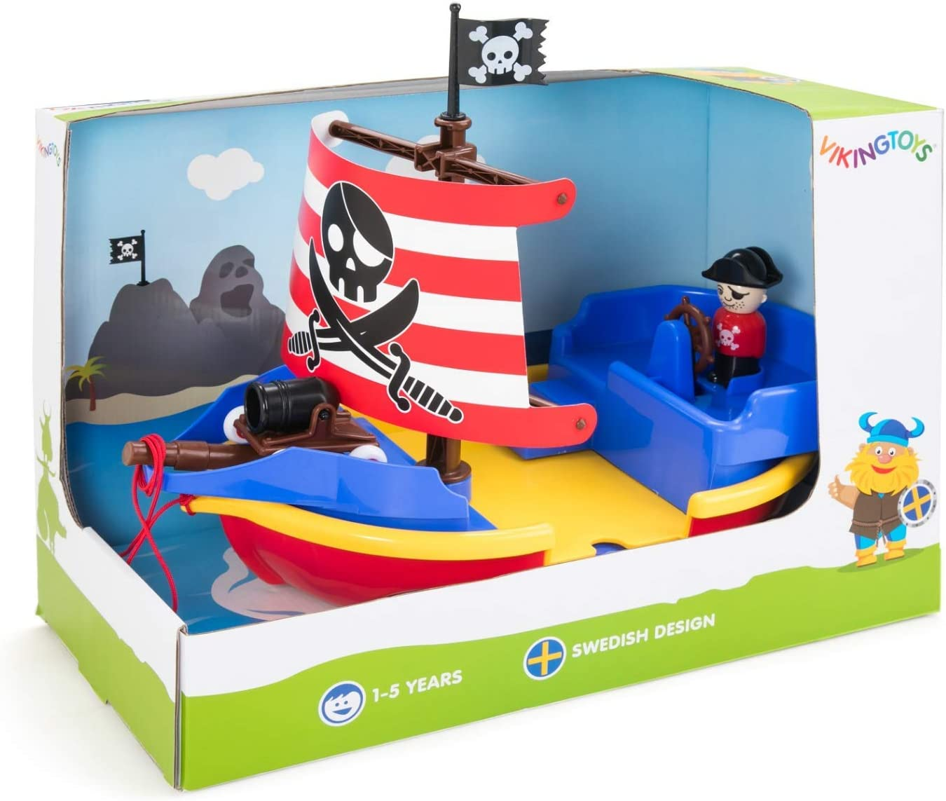 Viking Toys Popular products - Pirate Ship Toy Figure Cannon and New popularity with Playset