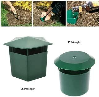 Hamkaw - Trampa para babosas y Caracoles, ecológica, Atrapador de Caracoles, Herramientas de prevención de Caracoles, no tóxica, Cylinder Shape