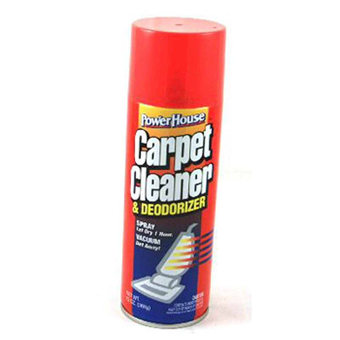 (Pack of 12) Power House Carpet Cleaner & Deodorizer 12oz