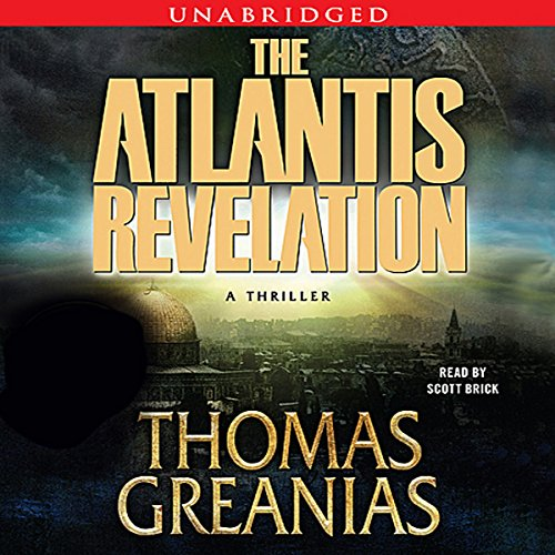 The Atlantis Revelation audiobook cover art