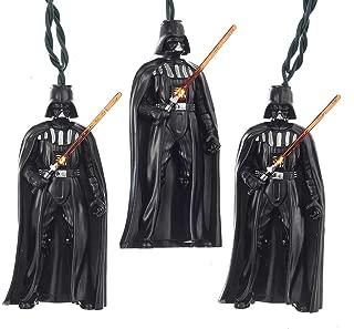 Kurt Adler 10 Darth Vader Full Body Light Set