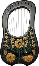 HS Lyre Arp 10 - Cuerda de metal para instrumentos de madera