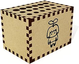 Azeeda 'Sprout Man' Pencil Block / Holder / Pot (PB00015077)