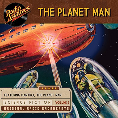 The Planet Man, Volume 2 cover art