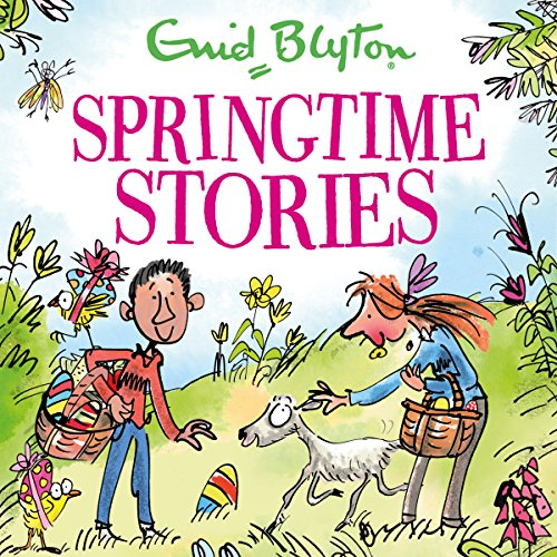Springtime Stories cover art