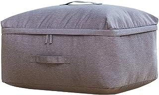 Sacs pour vêtements Simple Sac en tissu imperméable Vêtements de stockage des ménages Quilt Sac de rangement for trois cou...