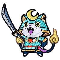 妖怪ウォッチ刺繍デコシール ブシニャン S03Y0094