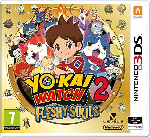 Yo-Kai Watch 2 3DS UK MULTI Kräftige Seelen