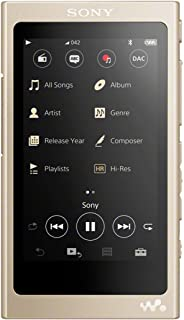Sony Nwa45N Hi Kompakt Sistemler, Altın