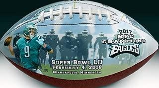 Eagles Super Bowl LII Commemorative Football
