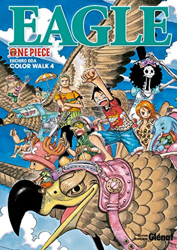 One Piece Color Walk - Tome 04: Eagle