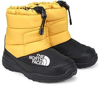 ザ ノースフェイス NUPTSE BOOTIE V キッズ ヌプシブーティ ブーツ イエロー NFJ51881 ガールズ (並行輸入品)