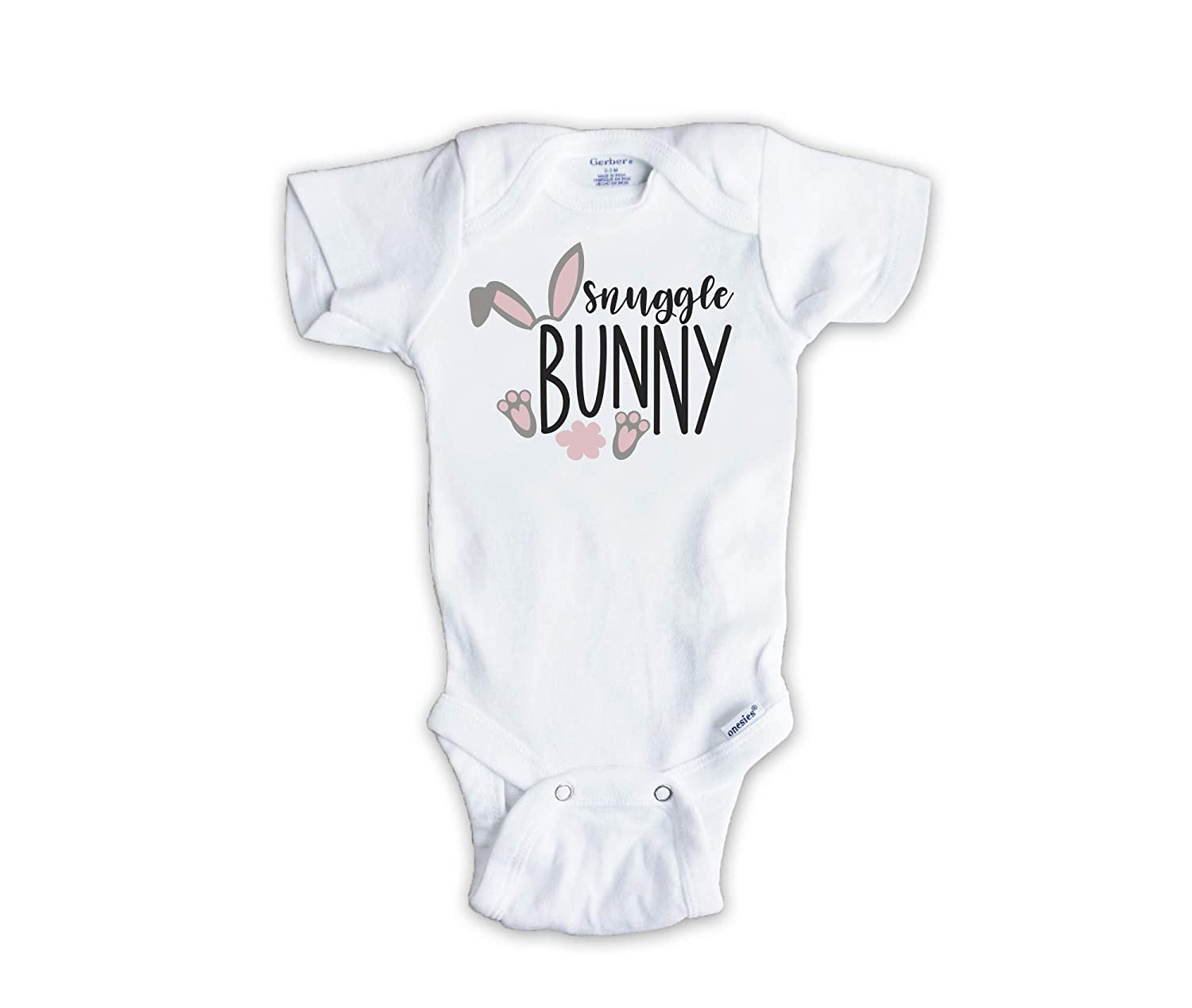 Snuggle San Jose Mall Bunny Onesie Tshirt Easter Free Shipping New For Gift Baby Rabbit