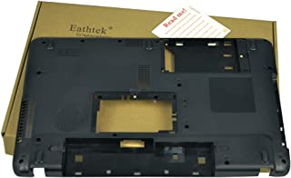 Eathtek Replacement Bottom Case Base Cover for Toshiba Satellite C650 C650D C655 C655D 15.6