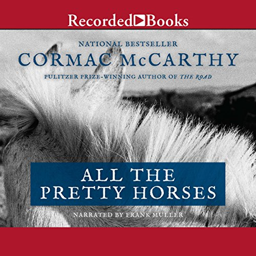 Pretty Book Cover Art : All the pretty horses audiobook by cormac mccarthy