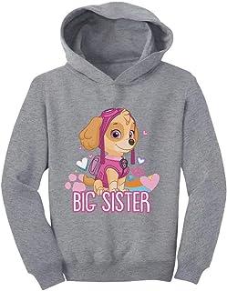 Tstars Official Paw Patrol - Skye Big Sister Toddler Hoodie