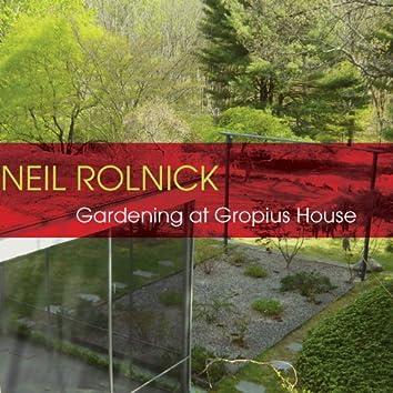 Rolnick: Gardening At Gropius House
