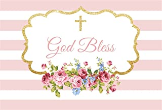 Best baby girl baptism background Reviews