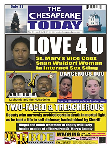THE CHESAPEAKE TODAY May 2014 All Crime All The Time