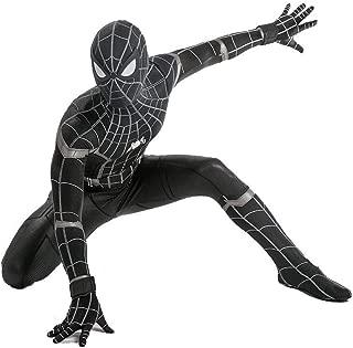 Lycra Spandex Zentai Halloween Cosplay Suit Adult Kids Costume Superhero Bodysuit