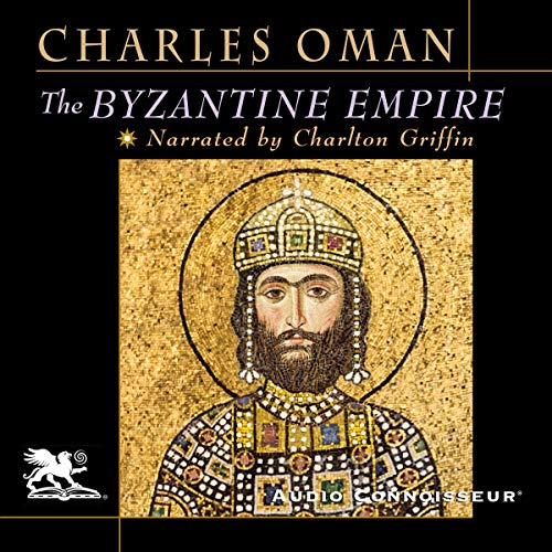 The Byzantine Empire cover art