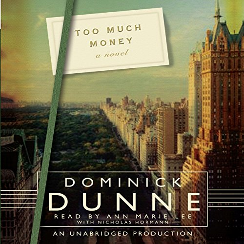 Too Much Money audiobook cover art
