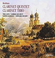 Brahms: Clarinet Quintet; Clarinet Trio (1993-02-18)