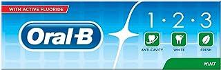 Oral-B - 1-2-3 Mint - Tandpasta - 75 ml