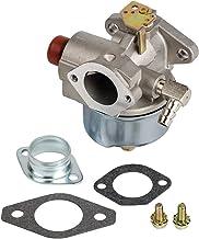 Carburator en carburateur afdichting voor Tecumseh 632795, 632795A, 633014, geschikt voor TVS75, TVS90, TVS100, TVS105, TV...