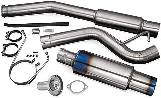 Tomei Ti Titanium Exhaust System for Nissan Skyline BNR32 RB26DETT TB6090-NS05A