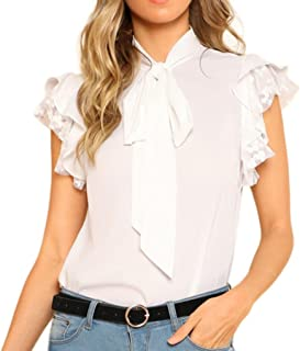 new concept b3634 32e94 Amazon.it: camicia fiocco