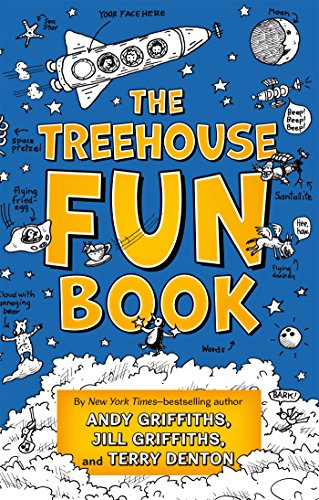 The Treehouse Fun Book