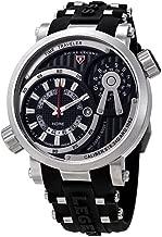 Swiss Legend Time Traveler Black Dial Men's Watch SL-13841SM-01