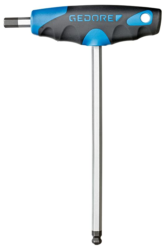 セマフォ混乱させるましいゲドレー(Gedore) T型ボールポイント六角棒レンチ DT2142 4mm 2498626