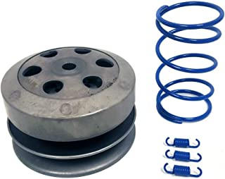 MMG Kit 50cc 4 Stroke GY6/QMB139, Includes Clutch, Torque and Clutch Shoe Springs set (1000 RPM), Blue