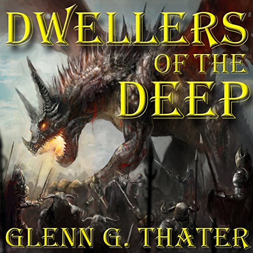 Dwellers of the Deep cover art